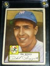 Phil Rizzuto - 1952 Topps - Baseball Card - $296.01