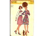 Auction 1295 s 5258 print dress 20 hald 1972 unc thumb155 crop