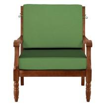 "26"" x 26"" Outdoor Deep Seat Cushion Set For Chair Sofa Summer Green - $110.05"