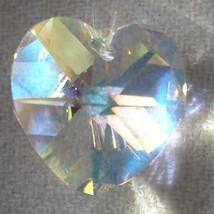Swarovski Small Crystal Heart Prism image 2