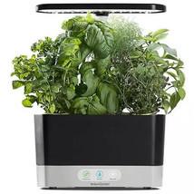 MiracleGro AeroGarden Harvest with Gourmet Herbs Seed 6 Pod Kit - Black - $171.33 CAD