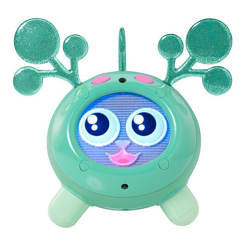 NEW FIJIT FRIENDS YIPPITS FIGURE SKIPPA GREEN INTERACTIVE ELECTRONIC CHILDS TOY