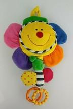 Kids II Musical Flower Pullstring Baby Toy Infants Newborn Crib Mirror Toy Baby - $13.85