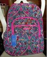 Vera Bradley ionic Campus backpack in Kaleidoscope pattern - $69.50