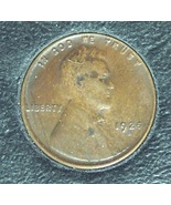 1925-D Lincoln Wheat Back Penny EF40 #1158