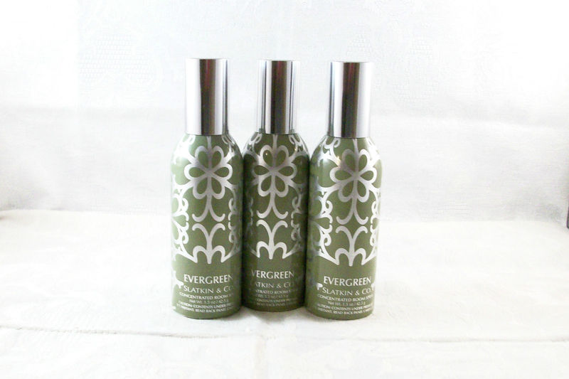 3 evergreen home fragrance room spray bath and body for Bath and body works scents best seller