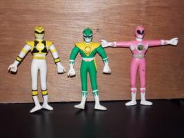 1994 Bandai Power Rangers Bendie Figures - $19.99