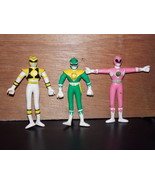 1994 Bandai Power Rangers Bendie Figures - $19.99
