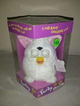 Furby White Blue Eyes 1998 70-800 NEW In Box Sealed - $56.06