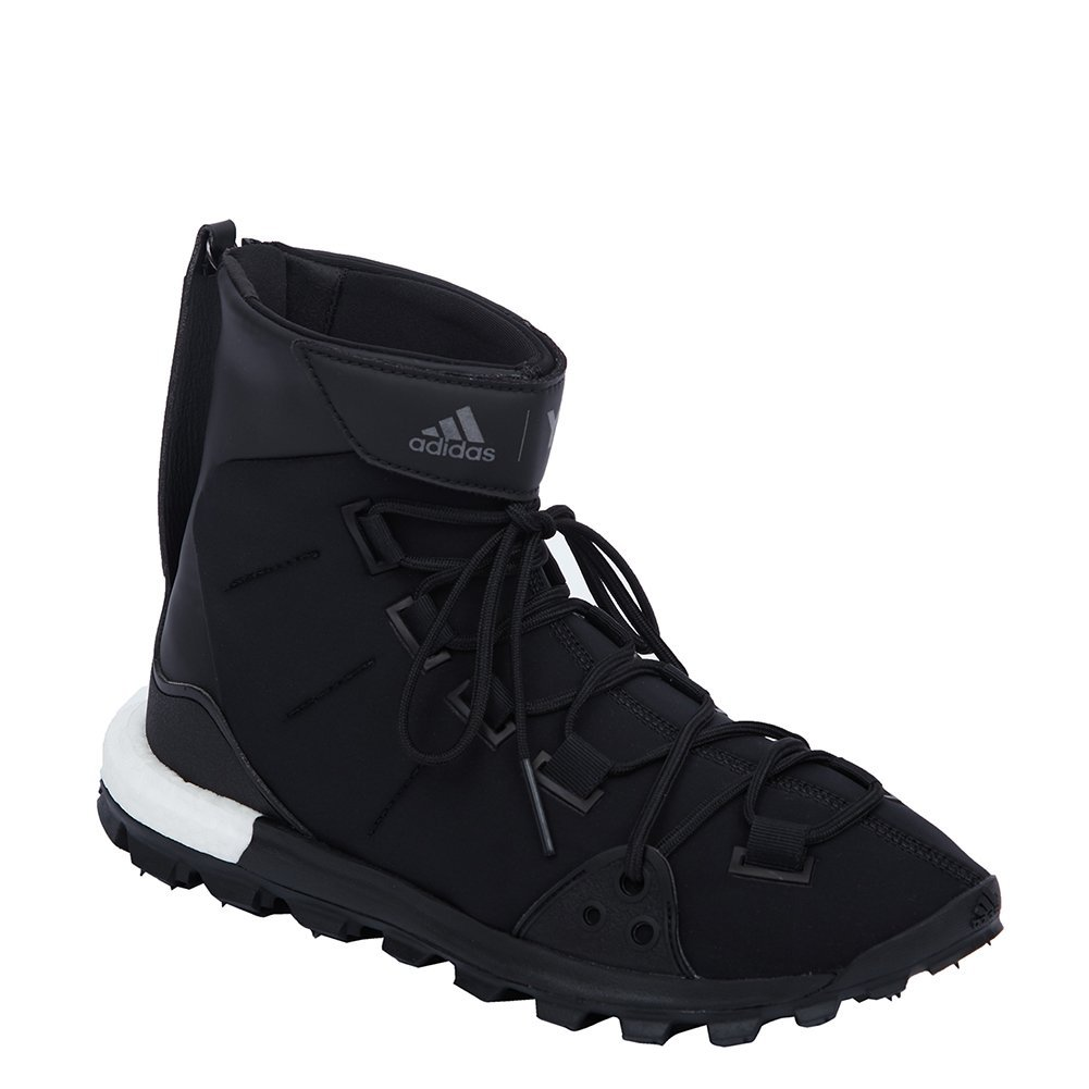 Y-3 Men's Sport Trail X High Top Sneakers BA7831 Core Black (UK 5)