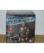 Terminator Salvation T-600 Bust Limited Edition New In The Box - $54.99