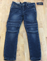 Ralph Lauren Childrenswear Gils Skinny Stellas WA Denim Jean, Size 12 - $32.66