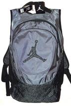 "NWT Nike Air Jordan 5"" Sewn, Embroidered Jumpman Laptop School Backpack ... - $47.58 CAD"