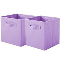ShellKingdom Foldable Cloth Storage Cube Basket Bins Organizer Container... - $241,69 MXN