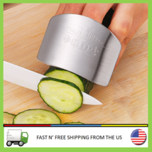 Kitchen Tool Stainless Steel Finger Hand Protec... - $4.95