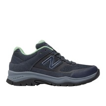 Women's New Balance Trail Walking Shoe 669v1 Gray Size 5 Wide #NG2TW-M355 - $59.49