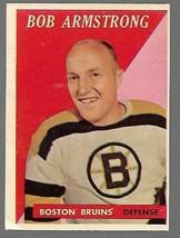 1958-59 Topps #1 Bob Armstrong VG - $14.83