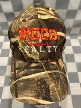WOOD BROTHERS Realty Camouflage Adjustable Adult Baseball Ball Cap Hat - $9.89