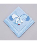 Baby's Blue Puppy Teether Blanket - $26.00