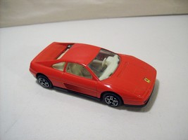 Bburago Ferrari 348 Tb DIE-CAST Car 1/43 Scale Red Made In Italy - $12.05