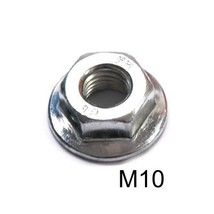 2 bar nuts Dolmar 923210002, 923-210-002 - $5.99