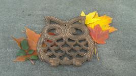 Owl trivet - $24.00