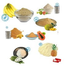 Dried Fruit Powder 100% Organic Mango Pineapple Banana Papaya Avocado jack fruit - $5.66+