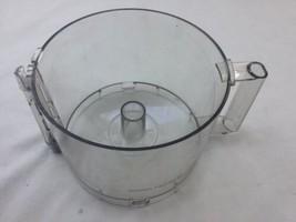 Cuisinart DLC-8 Food Processor Clear Work Bowl DLC-865AGTX Replacement P... - $23.36