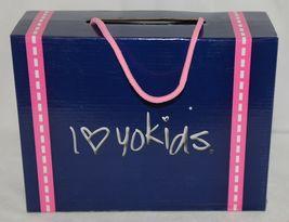 I Love Yo Kids AVA 92T Girls Fringe Boot Black Zip Up Size 10 image 9
