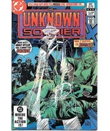 The Unknown Soldier Comic Book #268 Death Issue DC Comics 1982 NEAR MINT - $48.29