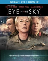 Eye In The Sky (Blu Ray/DVD Combo W/Digital Hd) (2Discs)