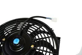 "170071 12"" Heavy Duty Radiator Electric Wide Curved Blade FAN 1400CFM 12V image 3"