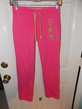 Abercrombie Kids Pink Sweatpants Size M Girl's EUC - $18.40