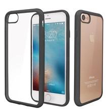 Thinkcase iPhone 6 6S iPhone BUMPER  Case Transparent + Black PC clear - $5.43