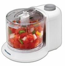 Black & Decker One Touch Electric Chopper 70 Watts Chope Mince Dice Stee... - $29.75