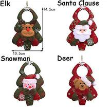 Christmas Ornaments Xmas Supplies Hanging Wedding Festivel Decorations T... - $19.80