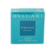 Bvlgari Omnia Paraiba Scented Soap 150 G/5.3 Oz. Nib - $28.22