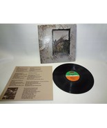 LED ZEPPELIN ~ IV ZOFO S/T SELF TITLED FOURTH LP  - $19.76