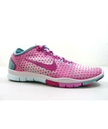 WOMEN'S NIKE FREE TR CONNECT 2 SHOES SIZE 6.5 red violet magenta 638680 500 - £41.94 GBP