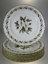 Royal Worcester Engadine Lunch Plates Set of 8 - $52.42