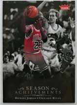 2007-08 MICHAEL JORDAN Fleer Insert Card - $8.00
