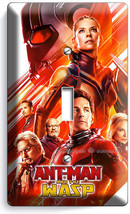 Ant Man And The Wasp Nano Superhero 1 Gang Light Switch Wall Plate Room Hd Decor - $10.99