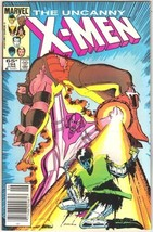 The Uncanny X-Men Comic Book #194 Marvel Comics 1985 VERY FINE/NEAR MINT... - $6.89
