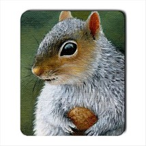 Mousepad Computer Mouse Pad Squirrel 16 from art painting L.Dumas - $305,77 MXN