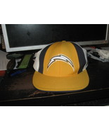 LA CHARGERS FITTED HAT(7 7/8) EMBRIODED! - $9.99