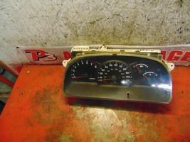 01 02 04 03 Chevy Tracker 2.5 V6 speedometer instrument gauge cluster 30... - $39.59