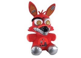 Five Nights at Freddy's 6-Inch Plush NIGHTMARE FOXY Funko with Tag FNAF ... - $14.95
