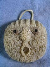 Whalebone Spirit Mask by Athabaskan Carver Wesley Owen, Interior Ak image 2