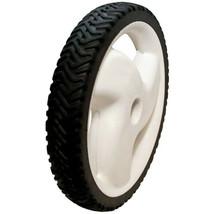 "12"" Wheel Repl Toro 22"" Recycler Plastic Rear Wheel 105-1816 20012 20016 20019 - $28.39"