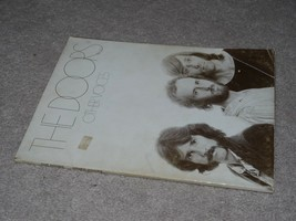 The Doors - Other Voices - 1972 sheet music song book piano guitar Ray M... - $9.89